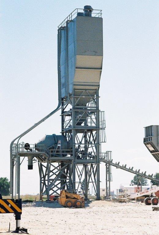 Erie Strayer Plant