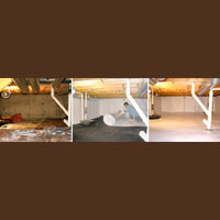 Crawlspace Repair