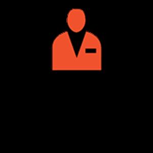 Remote Receptionist Icon