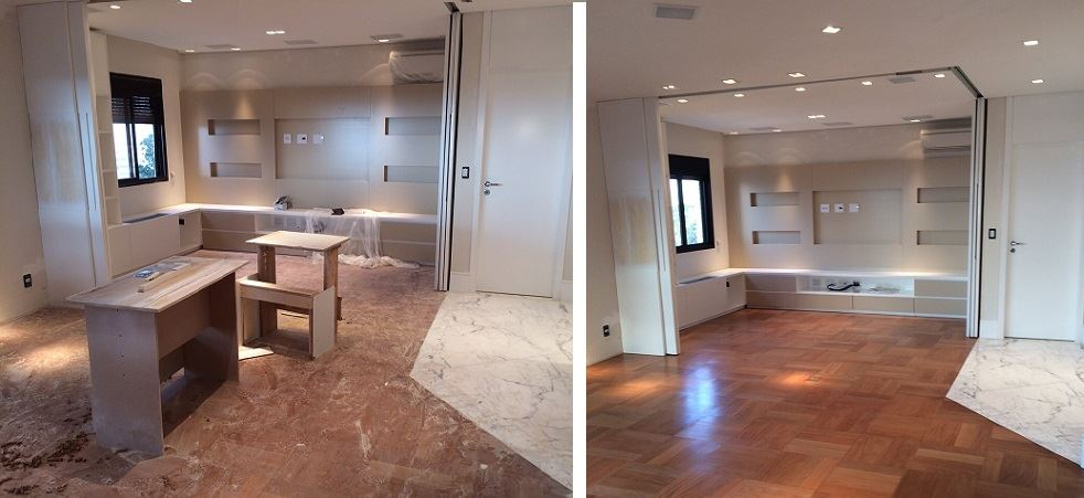 Sala de Apartamento (Itaim Bibi)
