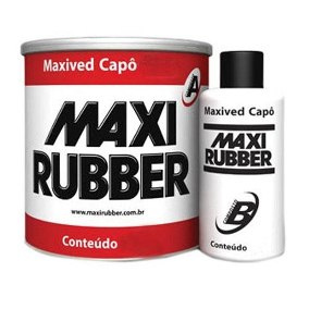 MAXIVED CAPÔ MAXI RUBBER SELANTE PARA VEDAÇÃO CARROCERIAS