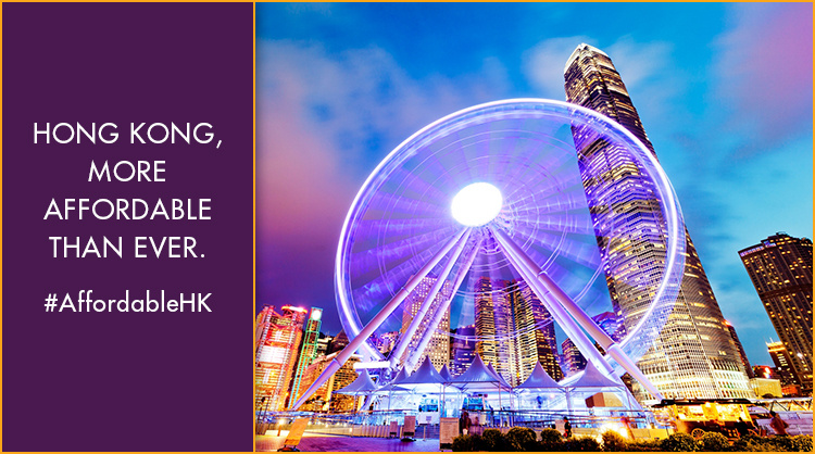 Hong Kong Affordable digital banner