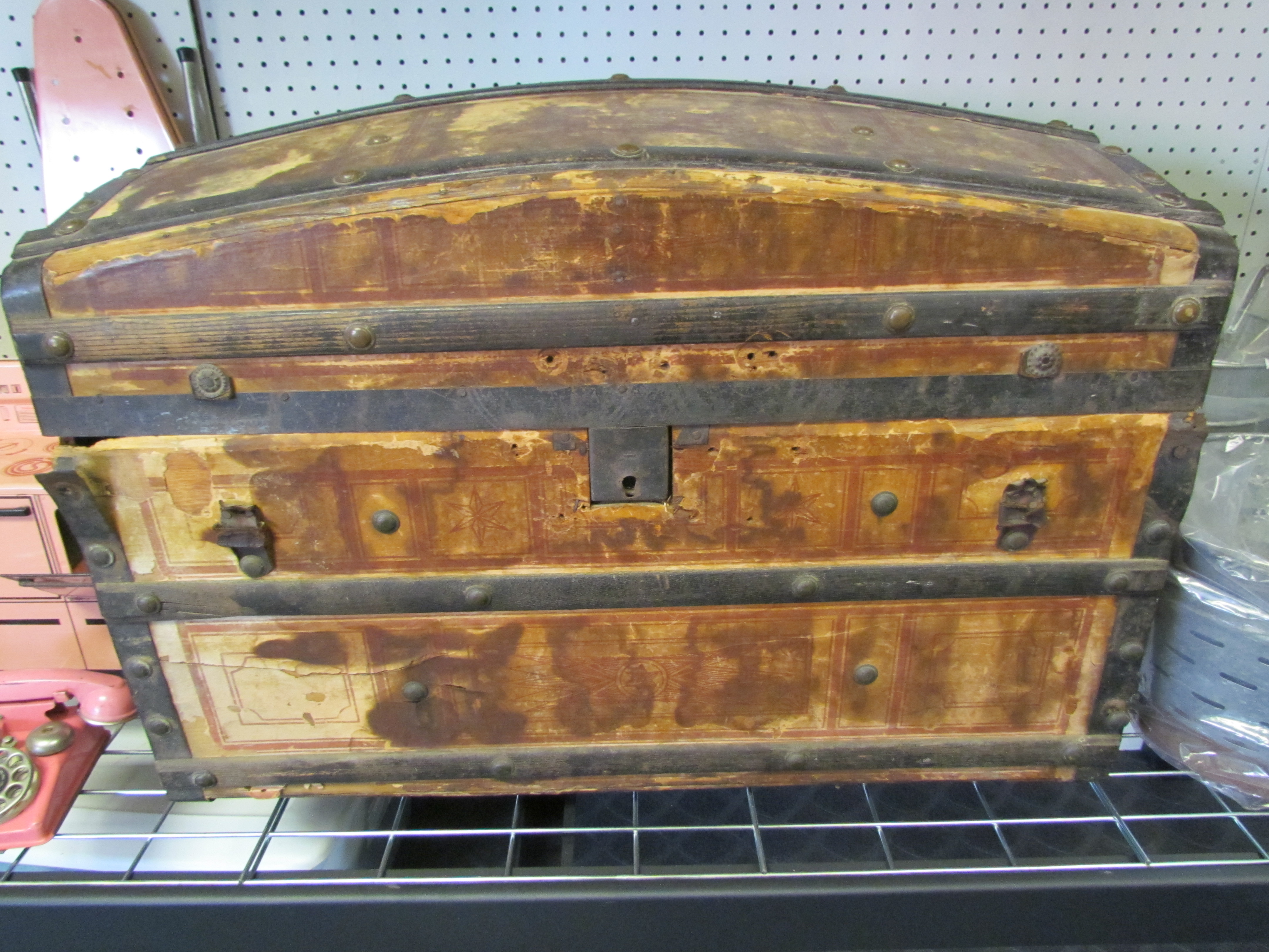 Trunk $25 / Day