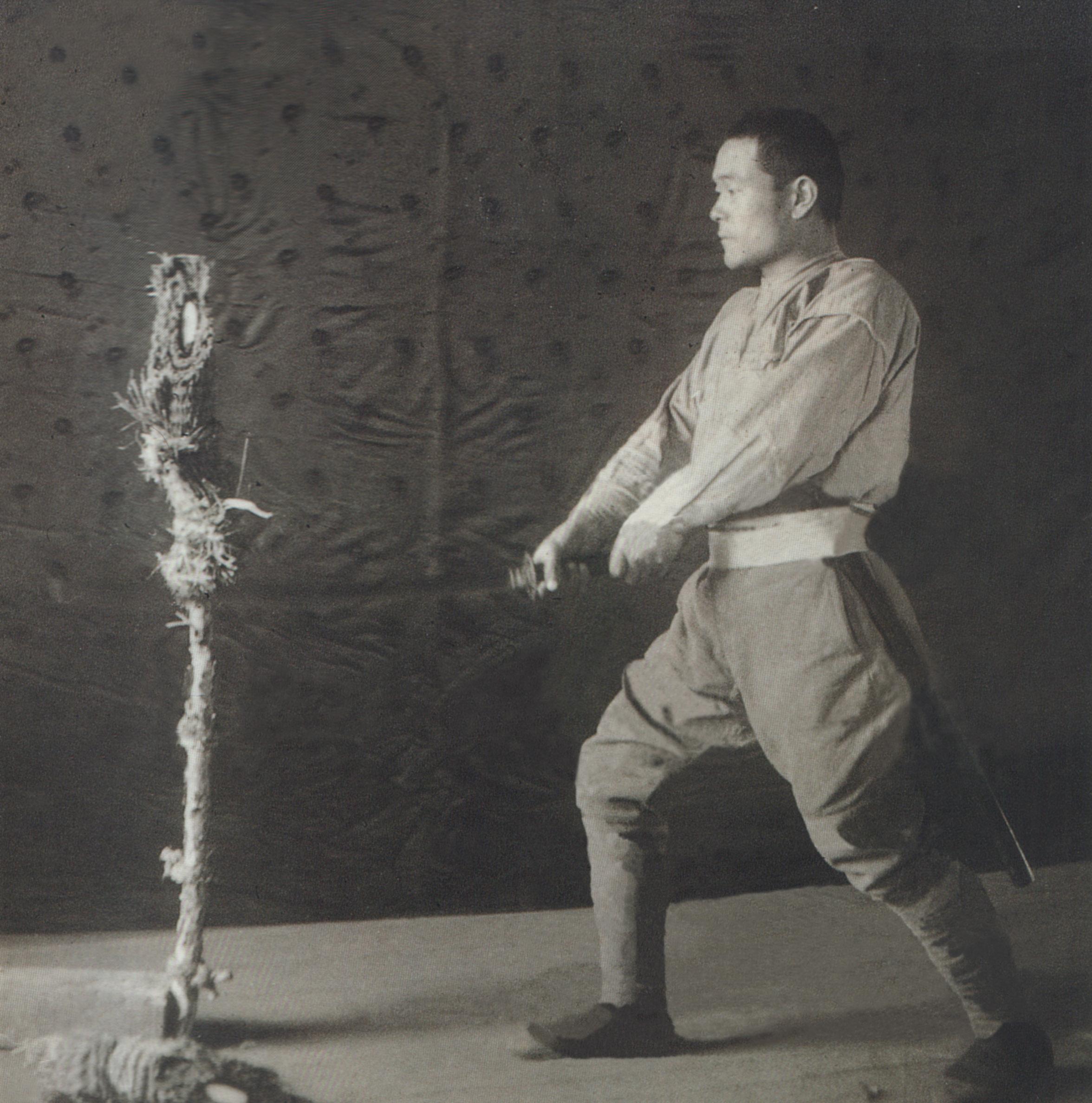 Sgt. Nakamura tameshigiri.