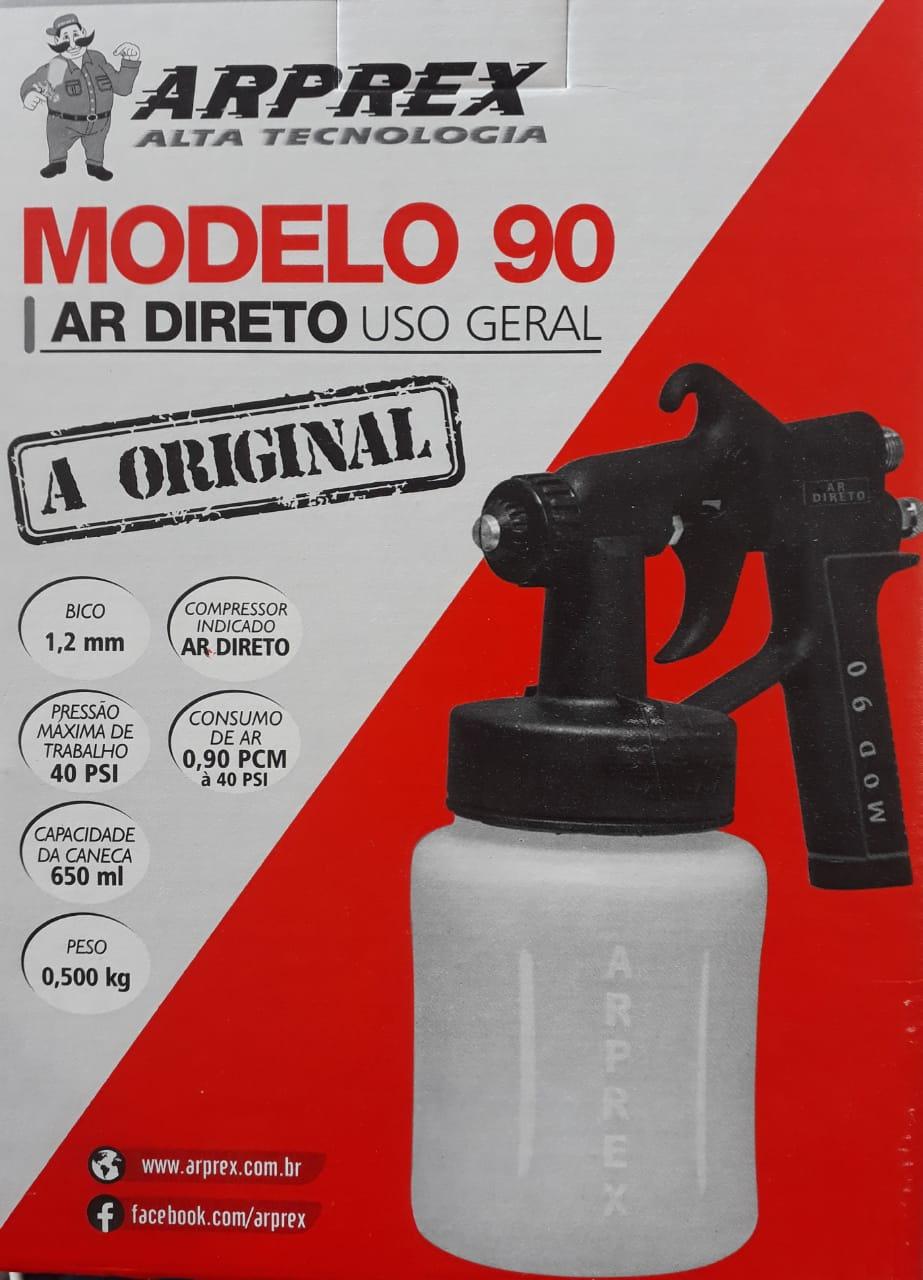 PISTOLA DE AR MOD 90  ARPREX