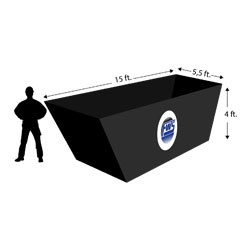 10-Yard Container