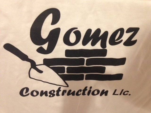 Gomez Construction Llc. Shirt Print