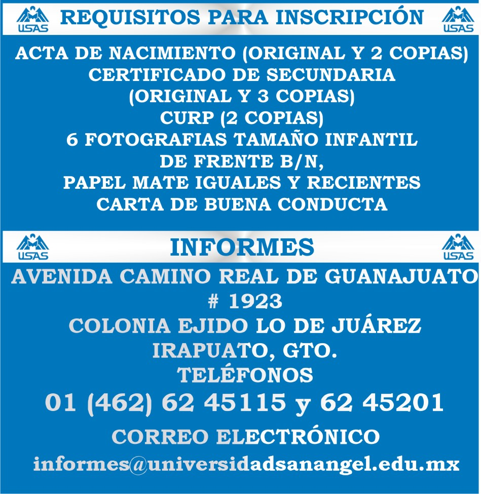 REQUISITOS PREPARATORIA