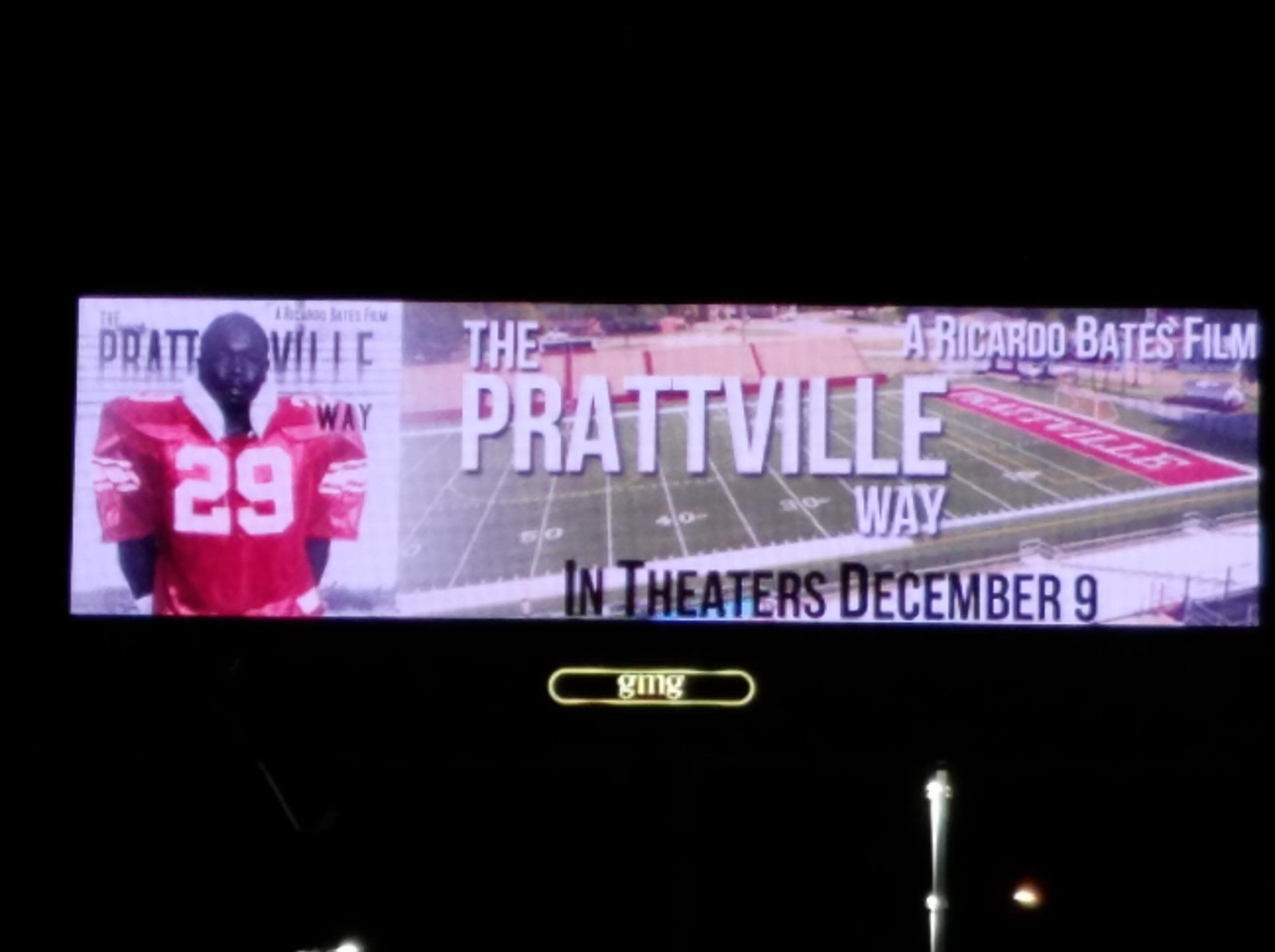 The Pratville Way Promotional Material