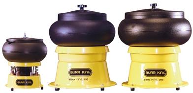 Models 110, 150 & 200 Vibra KING Bench Top Bowls