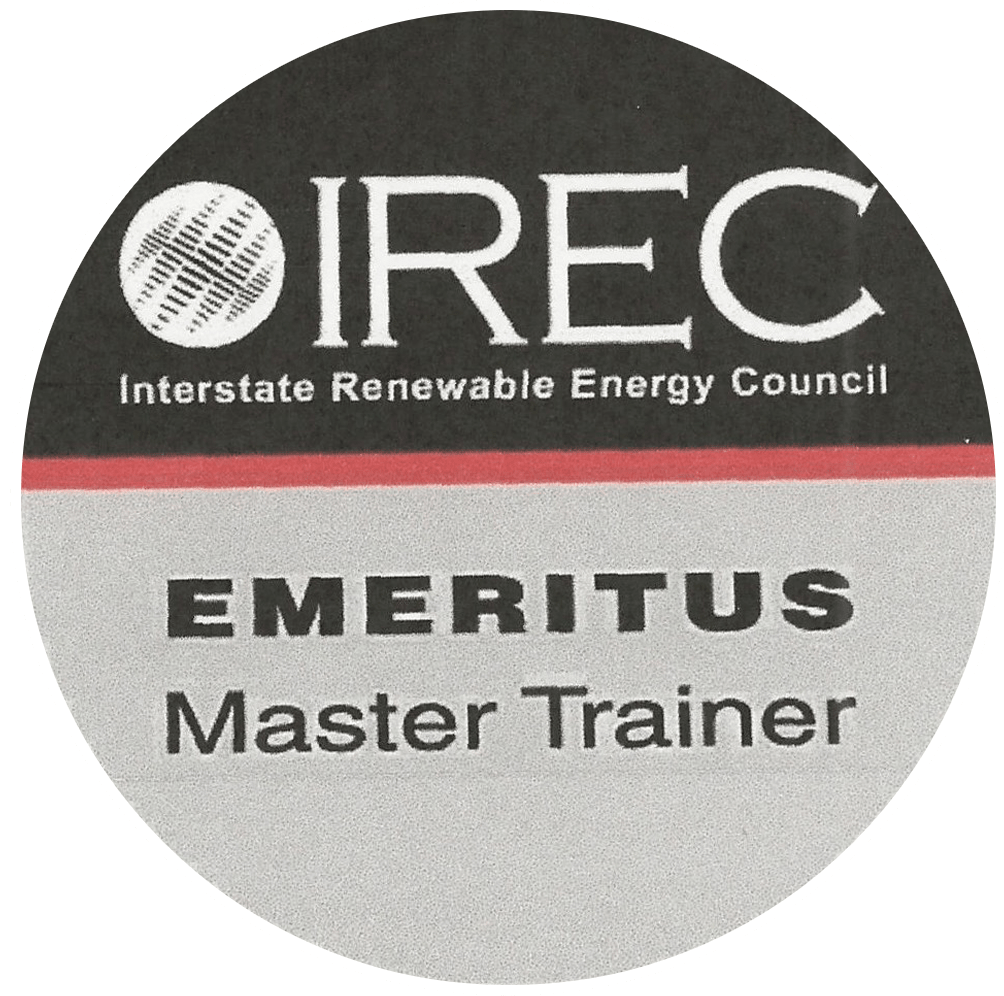 IREC Emeritus Master Trainer