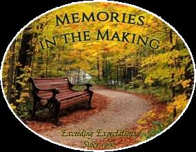 Memories In The Making, Inc.