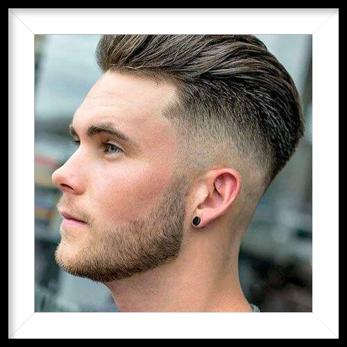 """""""Best cut I have ever had! Patrick really listened to what I wanted and even offered to trim my eyebrows and shave my beard for me - perfect!"""""""
