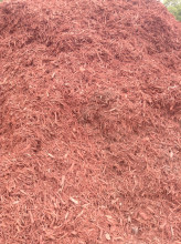 Red Double Grind Mulch
