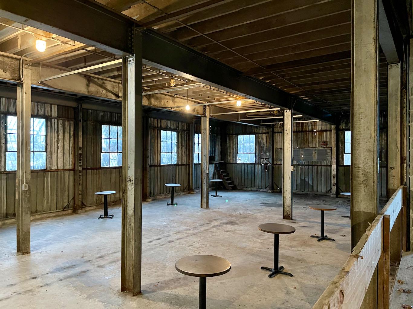 Future Restaurant & Bar -Old Samuels Distillery