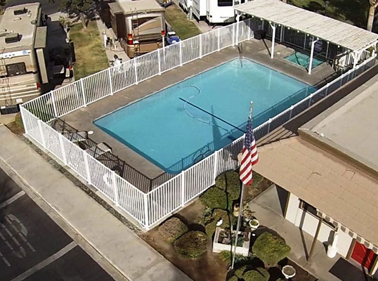 Park Pool Area