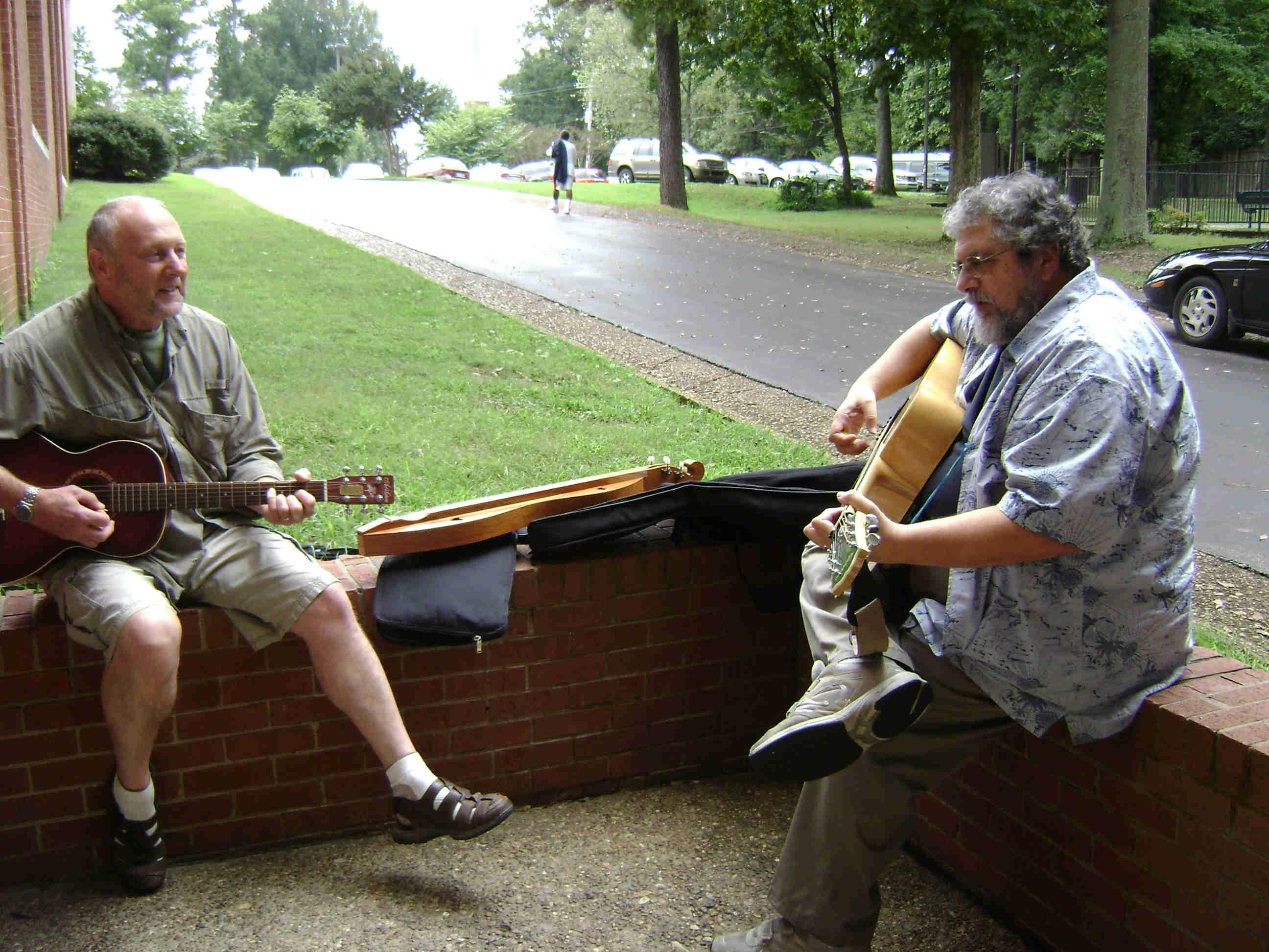 Bob and Mike 2009