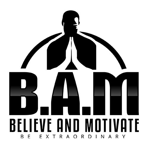 Believe And Motivate Logo