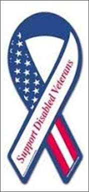 Support disabled veterans