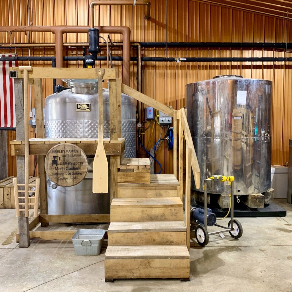 Cooker - Neeley Family Distillery