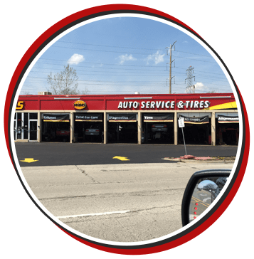 Auto Maintenance Shop