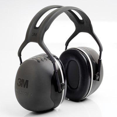 1 Black Ear Protection
