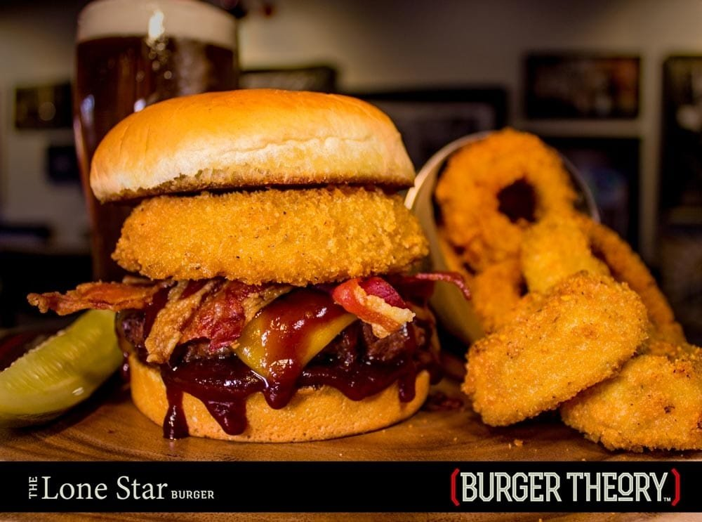 The Lone Star Burger