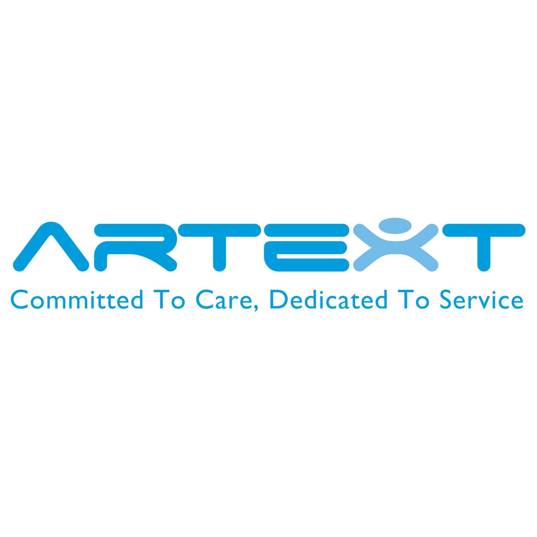 ARTEXT Medical Supplies Company Logo