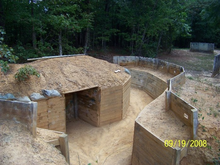 Firebase 1: Fishhook Bunker