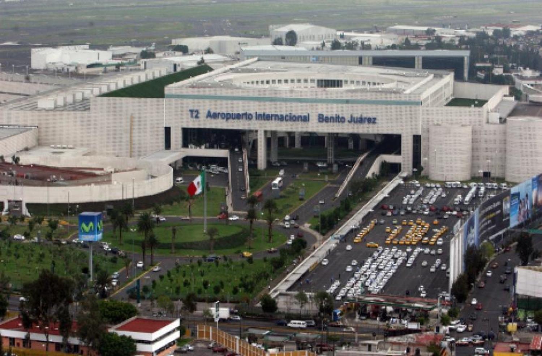 AEROPUERTO INTERNACIONAL DE LA CUIDAD DE MÉXICO TERMINAL 2