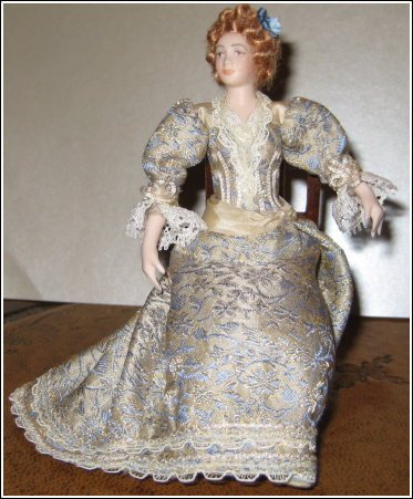 12TH SCALE  VICTORIAN LADY
