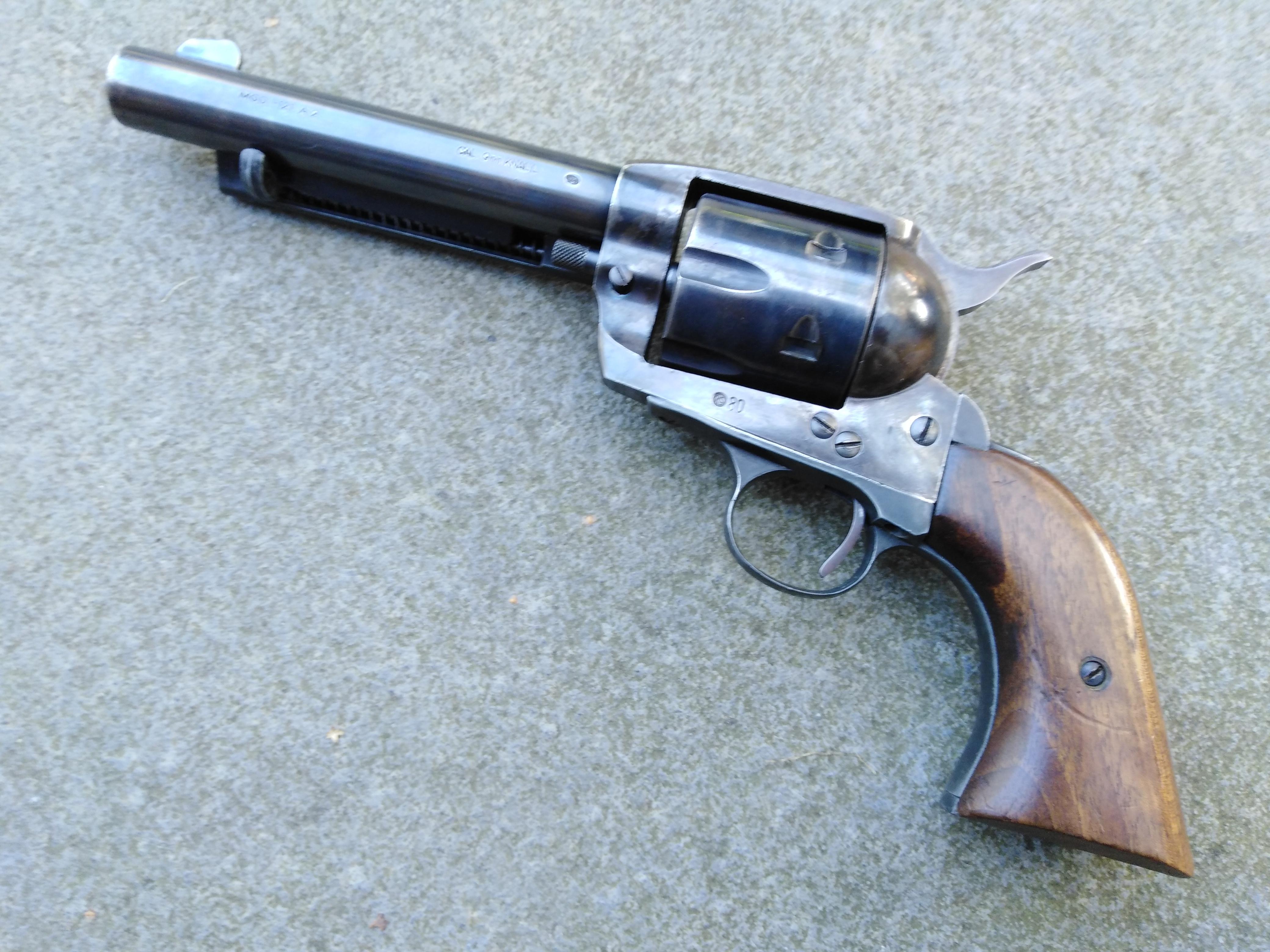 Delux large frame Schmidt Colt SAA
