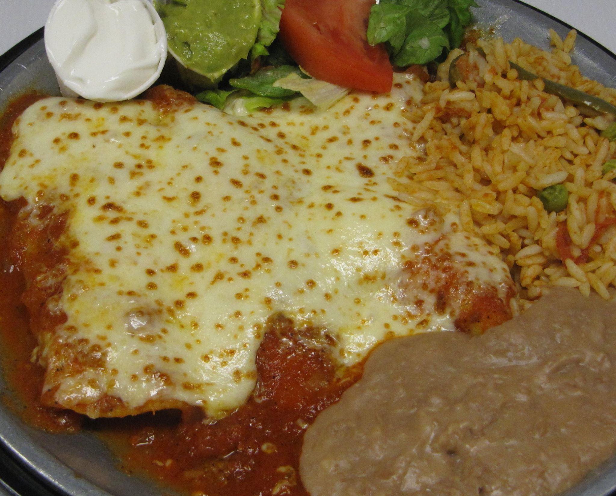 enchilada rancheras