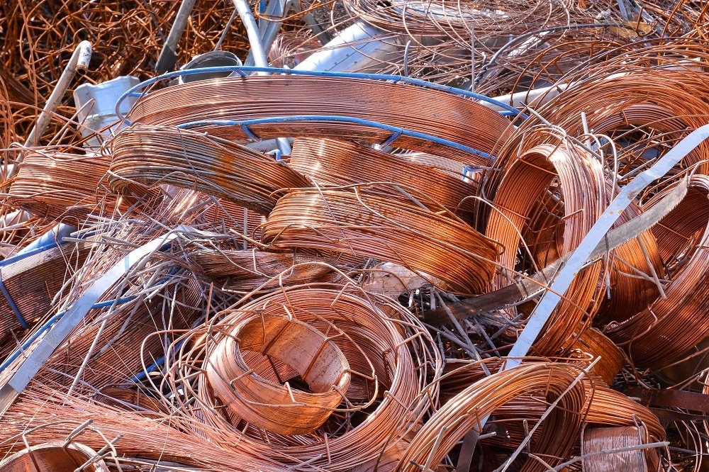 Recycling Copper