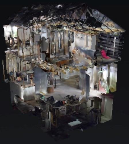 Dollhouse View of Matterport