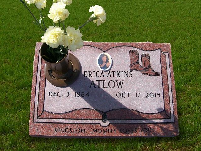 Flat Granite 24 x 16 Erica Atkins Atlow