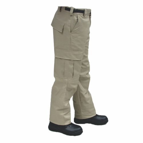 Pantalon Tipo Comando Color Beige