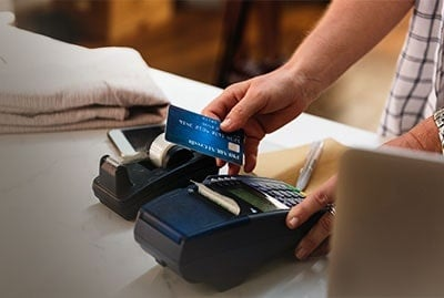 Making A Credit Card Purchase