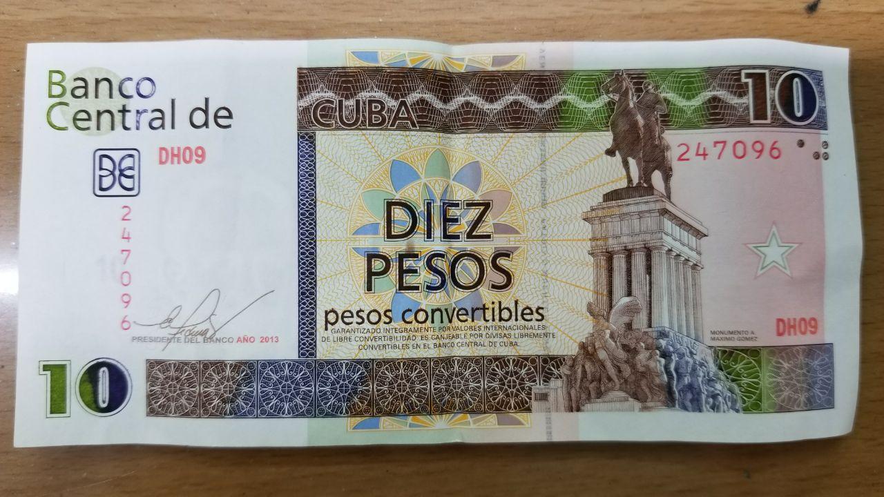 Peso Cubano Convertible