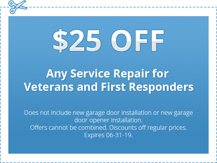 $25 Off - Budget Garage Doors