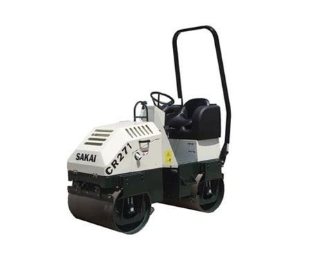 """Double Drum Compact Roller $150/day $450/week $1350/month 36"""" Wide 3265lbs"""