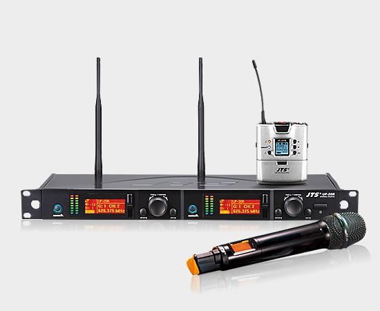 Radio mic system rental