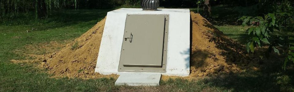 In-Ground Shelter