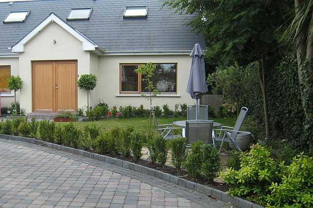 Front Garden in Greystones