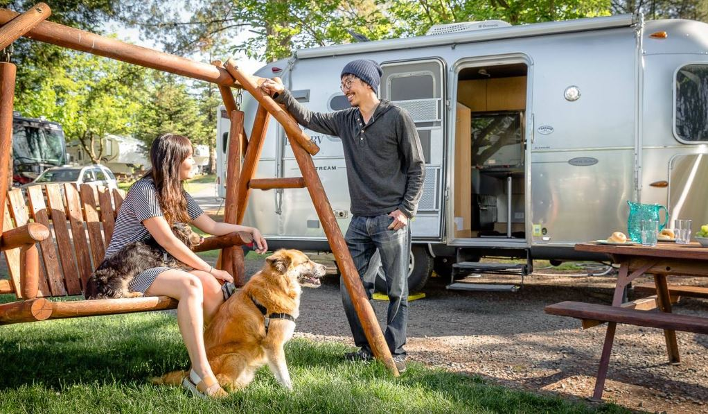 Petaluma KOA Camping Resort