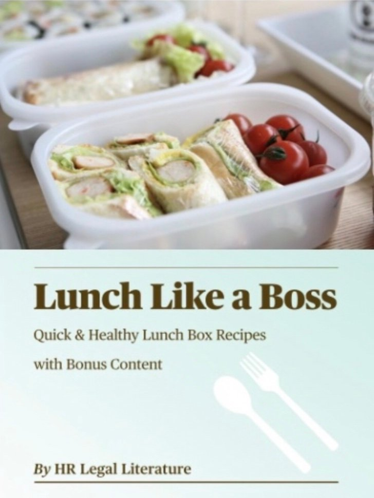 Human Resources, Lunchtime Recipes, Lunchbox Recipes