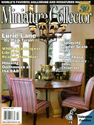 Miniature Collector Magazine February 2008
