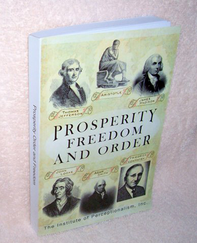 Prosperity Freedom and Order Cover||||